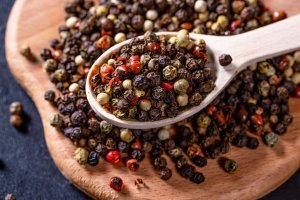 Beta caryopyhllene can be found in black pepper, among many other spices